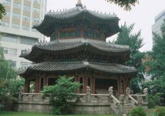 韩国圆丘坛