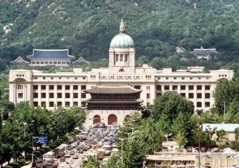 韩国景福宫