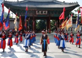 韩国德寿宫