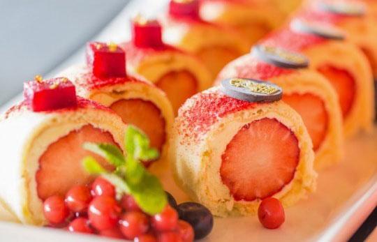 韩国草莓甜品自助大盘点!