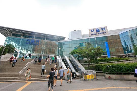首爾站旅游交通攻略