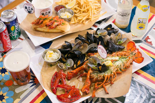 盘点首尔人气龙虾美食店