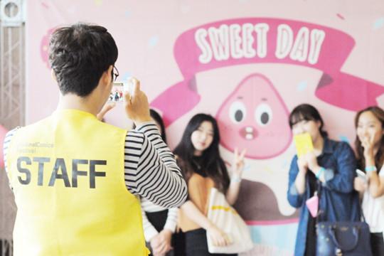2016首尔甜品展会暨世界甜品展