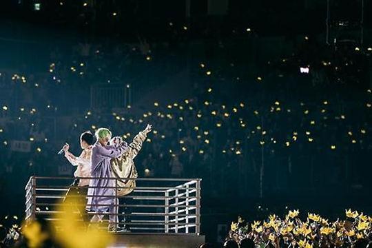 BIGBANG巡演首尔站圆满成功 T.O.P催泪告白