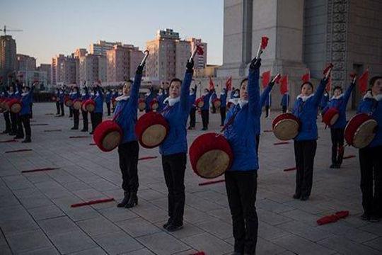 朝鲜在优酷微博刷存在感:告诉全世界自己的存在