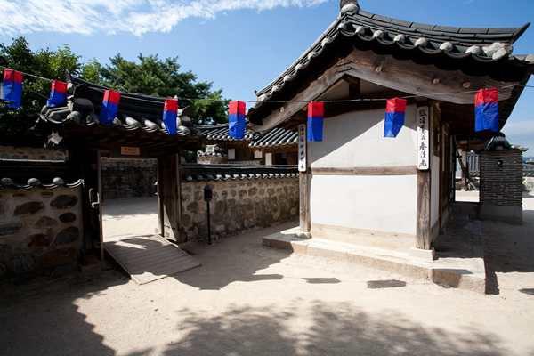 韩屋|韩国式温暖