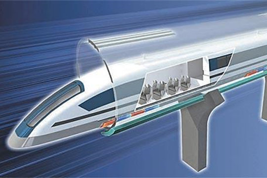 韩拟建新型超高速列车 从首尔到釜山仅需20分钟