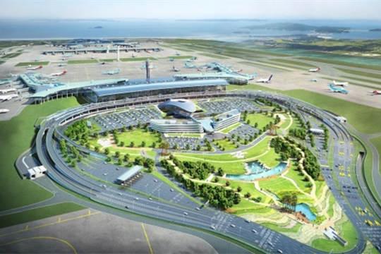 仁川机场第二航站楼即将完工 年内将运营