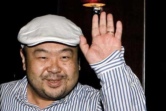 金正恩同父异母哥哥金正男在马来西亚遇害