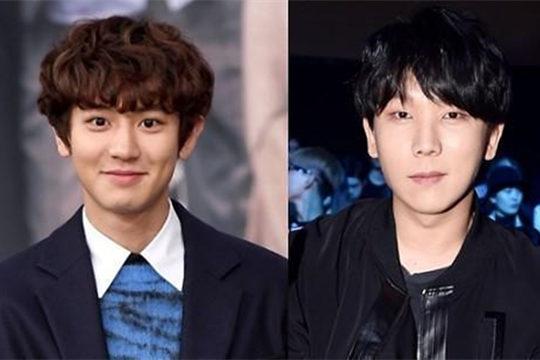 EXO灿烈携手郑基高本月推出合作新曲