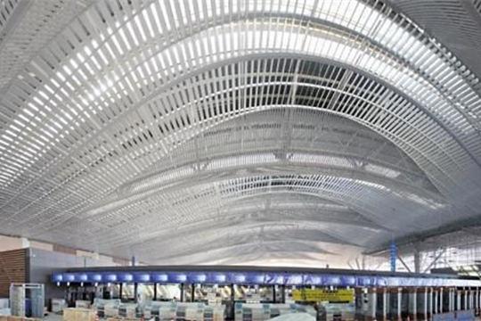 韩仁川机场T2航站楼10月投入使用 出境仅需30分钟