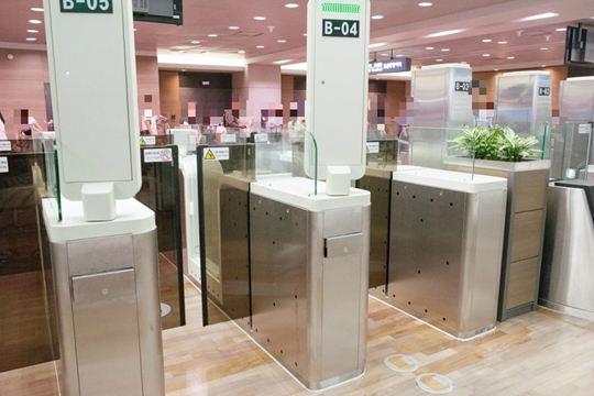 韩国机场3月起将全面开启自动通关服务