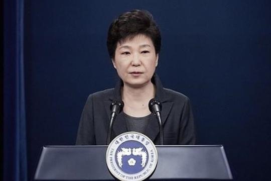 韩总统朴槿惠弹劾审理大事记
