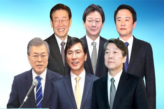 """韩国进入""""大选时局"""" 参选阵容4月初见轮廓"""
