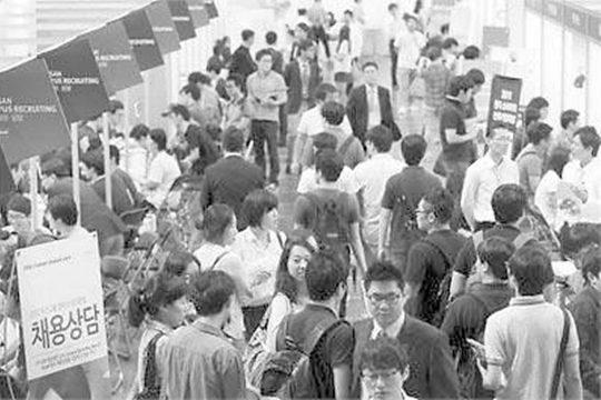 讀了也沒好工作 韓國三成高中生放棄上大學