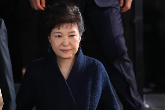 韓檢方提請逮捕前總統樸槿惠 最終結果或于30日凌晨見分曉