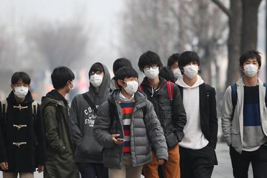 首爾今年前三月PM2.5濃度創實施統計后最高值