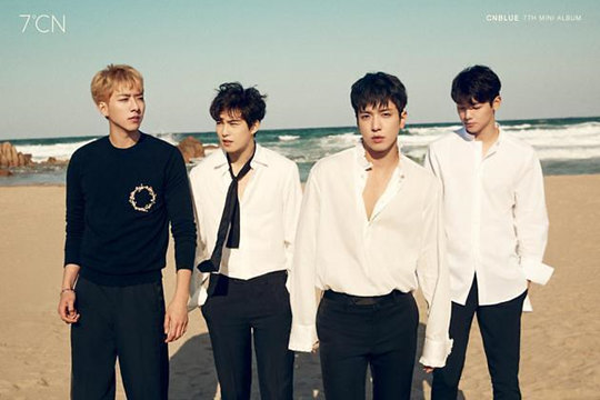 CNBLUE将于6月3-4日在首尔举办单独演唱会