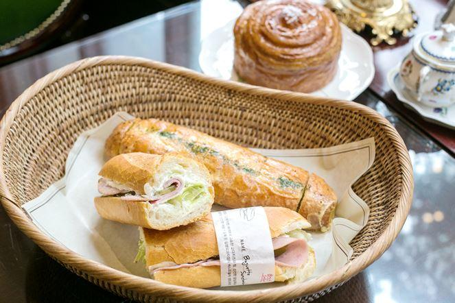 麦香❤语:首尔三大面包店巡礼