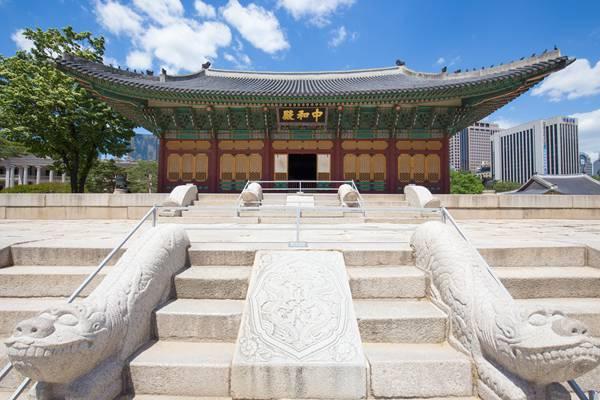 汇东西文化 融古近变迁:德寿宫