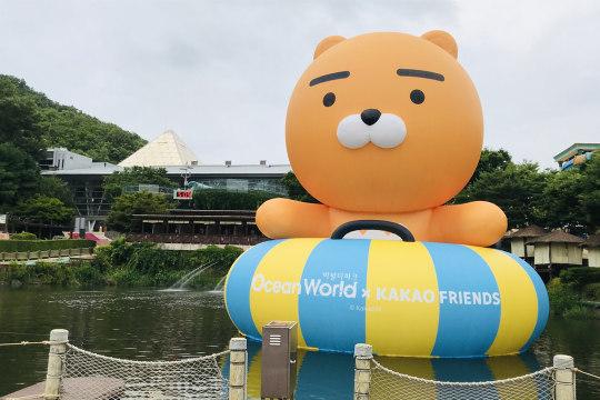 2019韩国水上乐园完整攻略