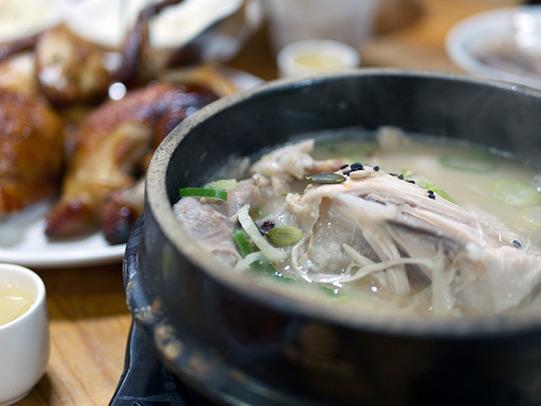 首尔冬季吃货秘籍
