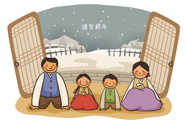 岁末年初话春节,细数韩国春节那些事