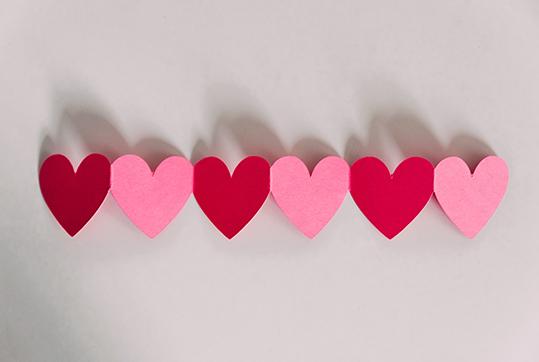 来自益善洞的情人节浪漫约会
