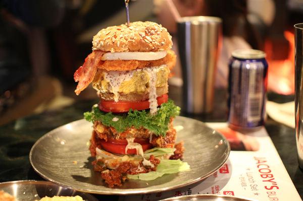 寻找那些藏在首尔的美味汉堡店
