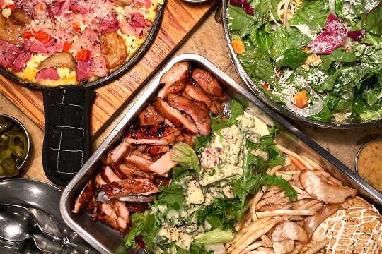 除了韩餐,你还可以在首尔尝尝这些世界美食(下)