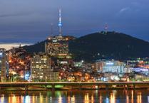 换个时间和角度看首尔