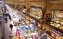 慢游韩国之鲜为人知的韩国传统市场