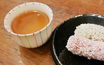 韩国传统茶屋:仁寺洞亮晶晶