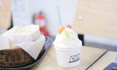 市厅人气咖啡馆:绽放乐园+AZOTO氮冰淇淋