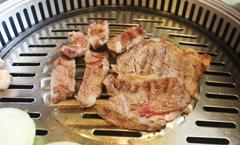 美味韩国牛肉店:市场本家