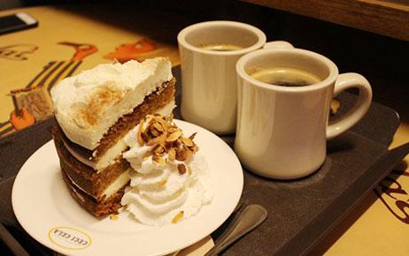 京畿道美食:板桥咖啡店CECICELA