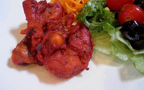 梨泰院美味:Taj Palace 咖喱餐厅