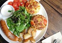 健康豆腐早午餐店:首尔豆腐早午餐店
