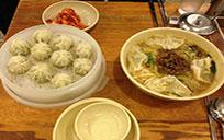 明洞美食:明洞饺子