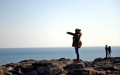 超乎想象的十大濟州島徒步旅行路線