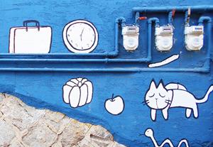 盘点首尔壁画村BEST5:散步好去处