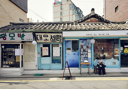 首尔西村——画中的文艺村庄