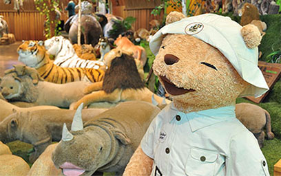濟州TESEUM泰迪熊主題樂園
