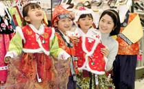 韩国春节习俗与礼仪
