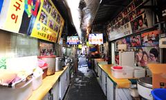 首尔街巷美食大特搜