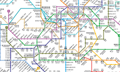 首尔地铁搭乘攻略