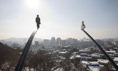 惠化半日游:越青春越艺术