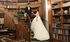 幸福旅图,韩式婚纱照拍摄实录