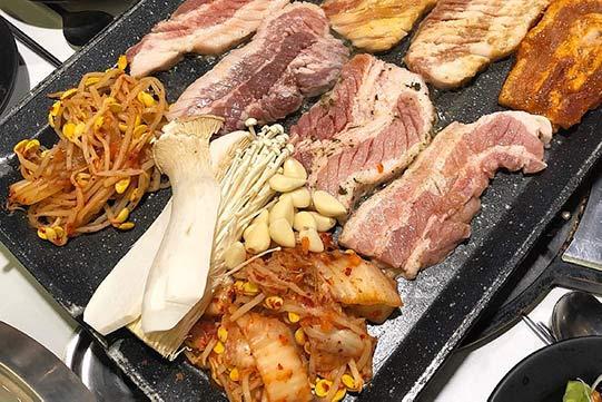 那些进驻中国的韩国美食店