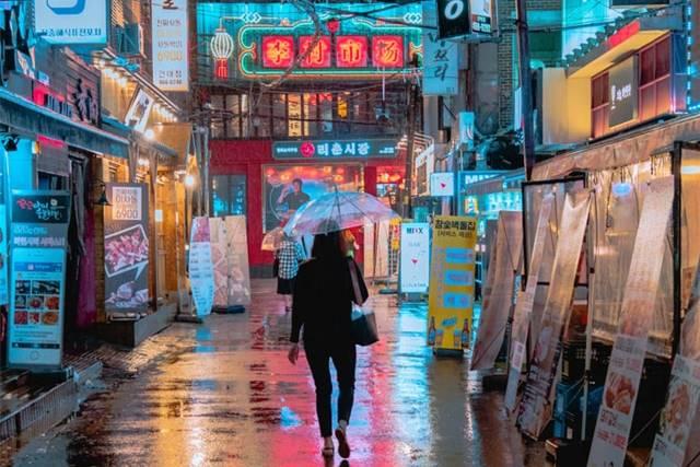 单身的你,一样可以嗨遍首尔